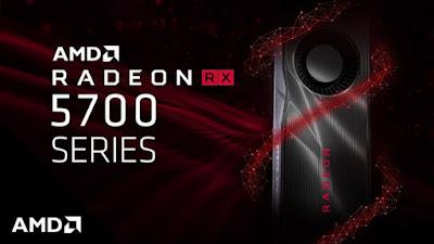 AMD Radeon 5700 Series