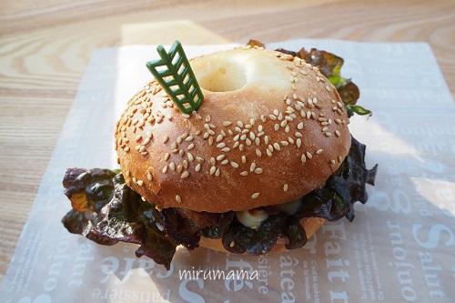 キャセロールのハンバーガー
