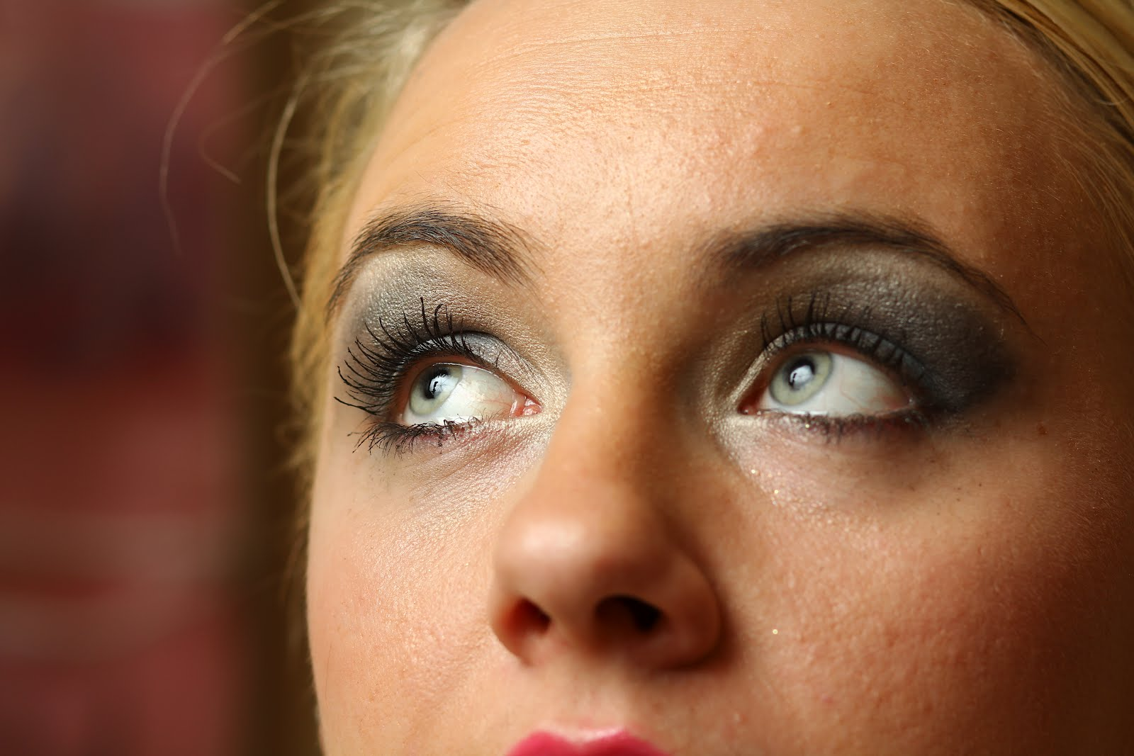Magdalenasblog Creation Of My Own Smokey Eye Makeup
