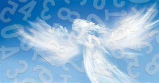 Anioł wraz ze swoimi liczbami