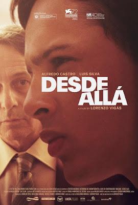 Desde Allá 2015 DVD R2 PAL Latino