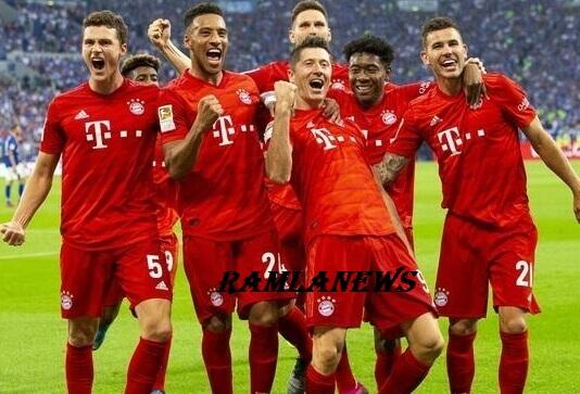 تتويج بايرن ميونخ بالدوري الالماني,الدوري الألماني,بايرن ميونخ يفوز بالدوري الالماني,بايرن ميونخ بطل الدوري الالماني,بايرن ميونخ بطلاً للدوري الالماني,