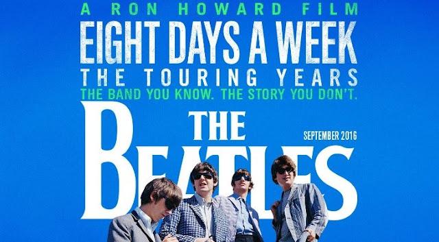 Eight days a week THE BEATLES por Ron Howard 2