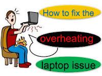 Laptop OVERHEAT atau Panas berlebihan