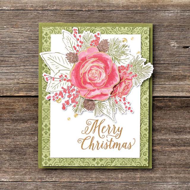 Découvrez la collection Noël arrive! -Stampin' Up!-