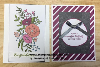 Stampin' Up! Sweet Soiree Memories & Card Pack 10 minute challenge