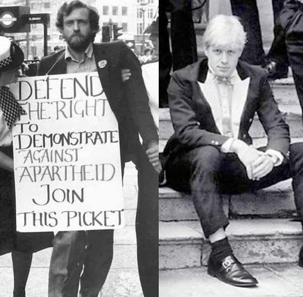Borish Johnson mu Jeremy Corbyn mi? Kime oy verelim?