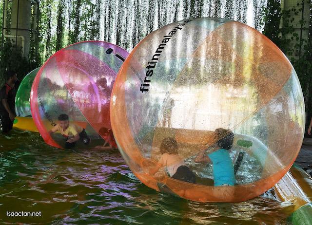 Water Zorb Ball