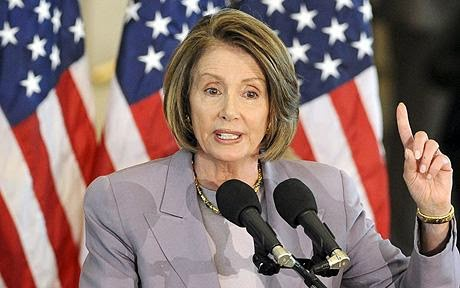 Pelosi Natural Gas Fossil Fuels