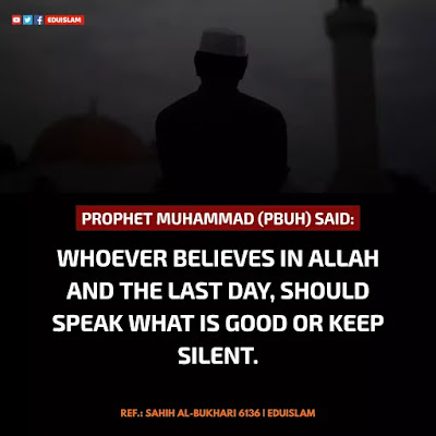 Prophet Muhammad quotes on manners