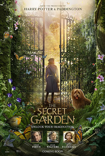 The Secret Garden (BRRip 720p Dual Latino / Ingles) (2020)