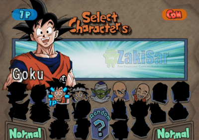 Dragon Ball Z ISO Free (Rom) Budokai Download