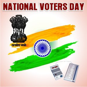 National Voters Day - 25-01-18