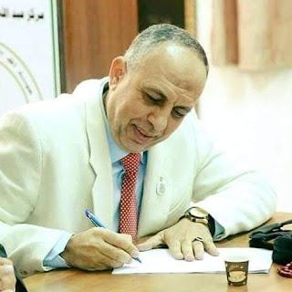 الباحث والمفكر العربي د. جمال أبو نحل يحصل على عضوية اتحاد كتاب مصر