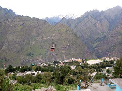 Beautiful Village of auli