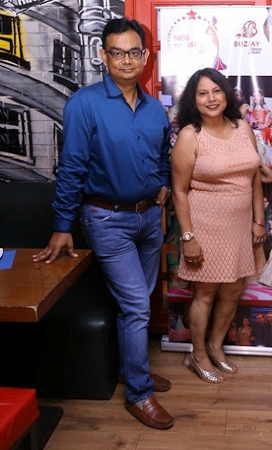 Swati Chitra & Sanjay