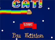 Nyan Cat Pou Flappy