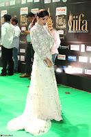 Poonam Kaur in Beautiful Floor Length Gown at IIFA Utsavam Awards 2017  Day 2  Exclusive 42.JPG