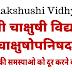 नेत्र के सभी रोगो का विनाश करे इस मंत्र के द्वारा | चाक्षुषी विद्या | चाक्षुषोपनिषद | Shri Chakshushi Vidhya | Chaakshushopnishad |