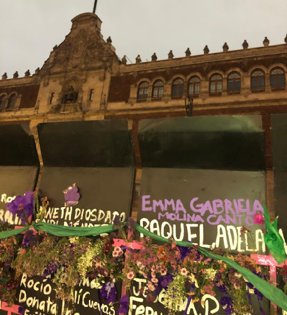 Carta de las mujeres al presidente Andrés Manuel López Obrador