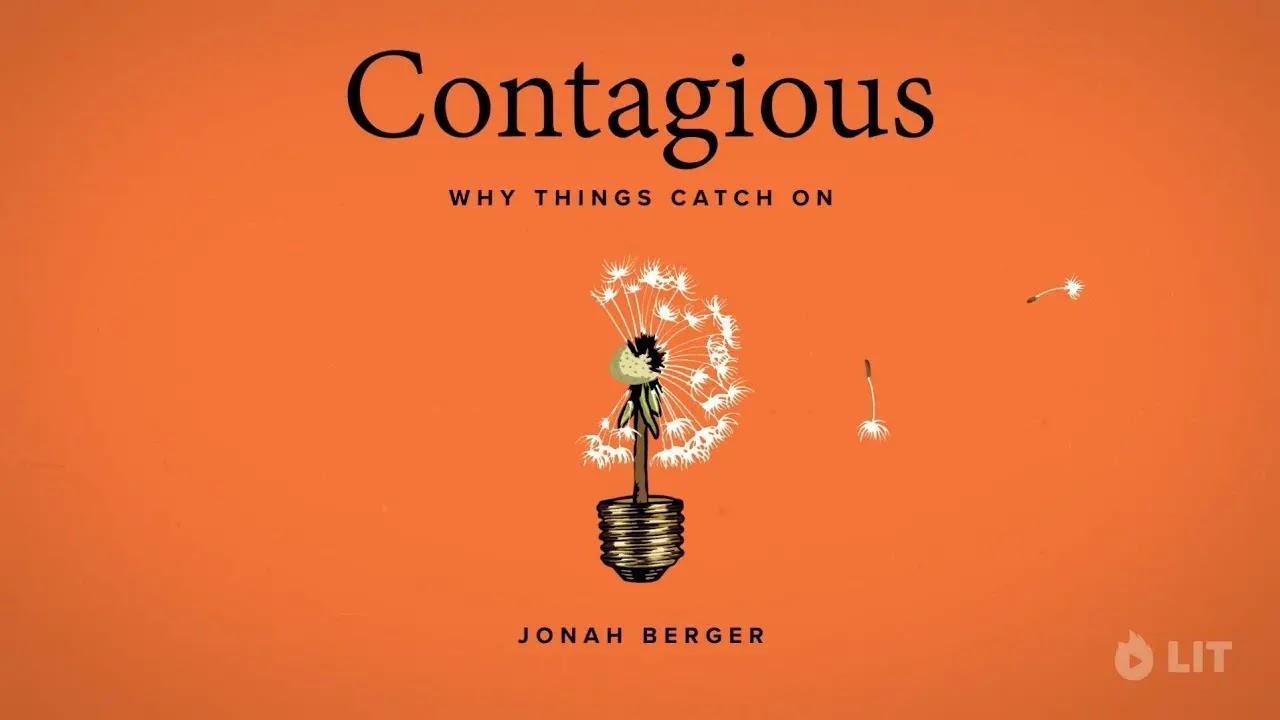 CONTAGIOUS OLEH JONAH BERGER