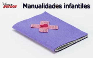Manualidades de la doctora juguetes el gran libro de las pupas