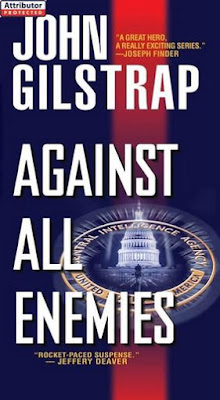 Against All Enemies by John Gilstrap - book cover