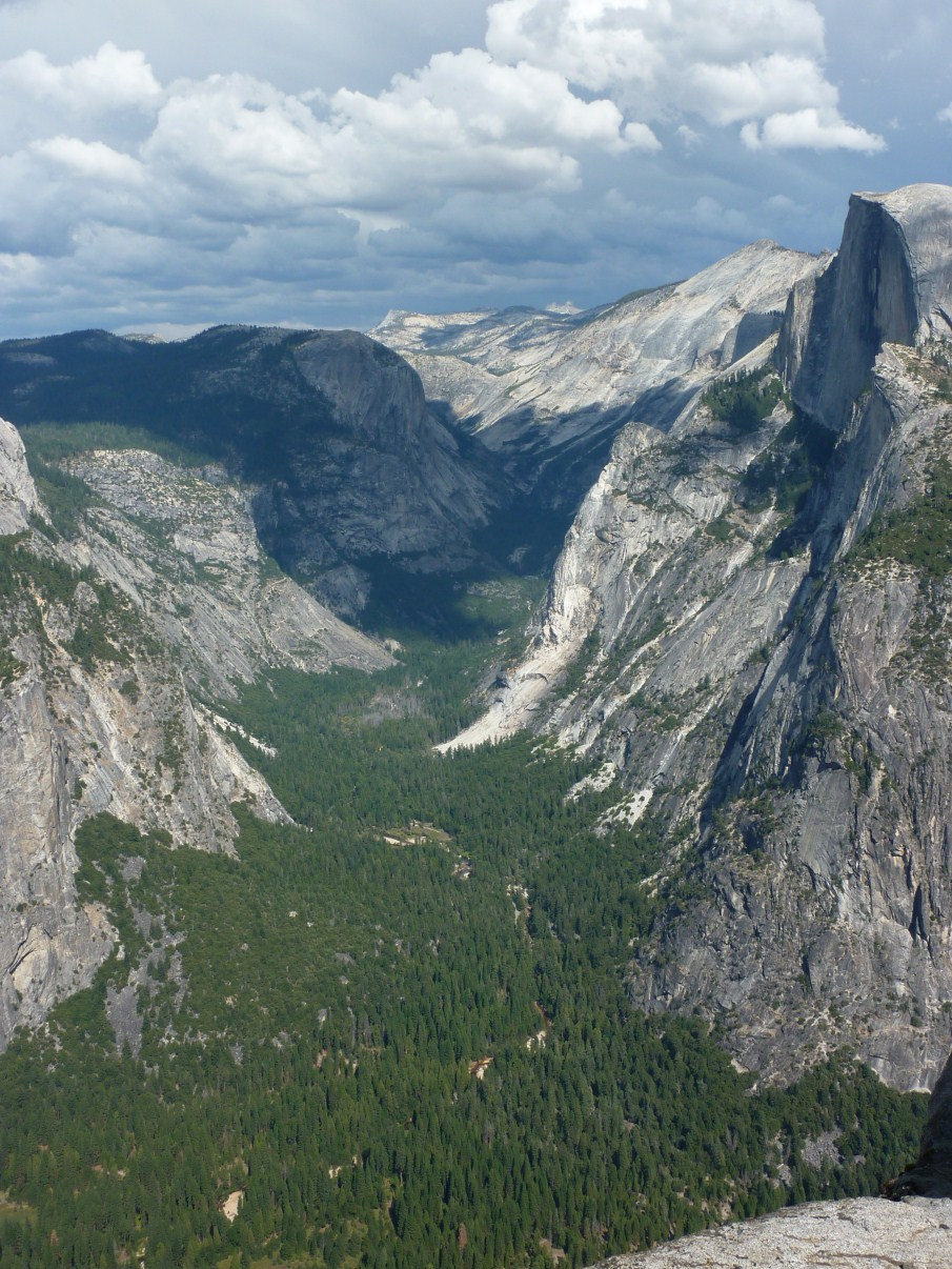 The Road Goes Ever On: Yosemite: Mariposa Grove, Glacier ...
