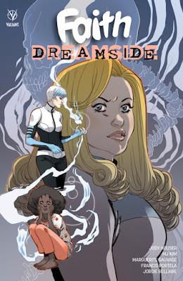 Faith : Dreamside de J.Houser, M.SAuvage et MJ.Kim aux éditions Bliss Comics