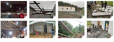 Jacupiranguenses sofrem com as fortes e constantes chuvas