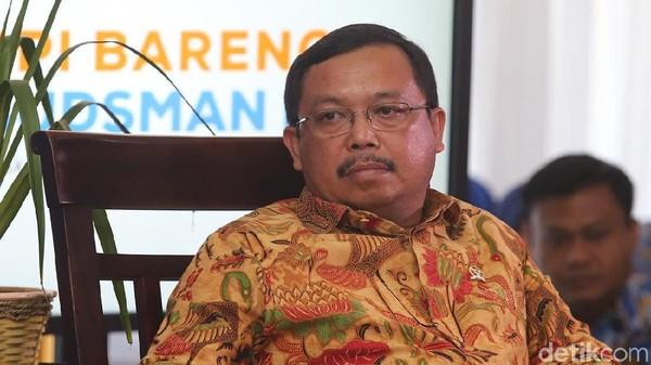 PD Sindir Eks Staf KSP yang Bela Moeldoko