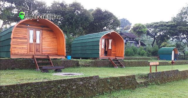 Pondok Kemah Pine Forest Camp Lembang