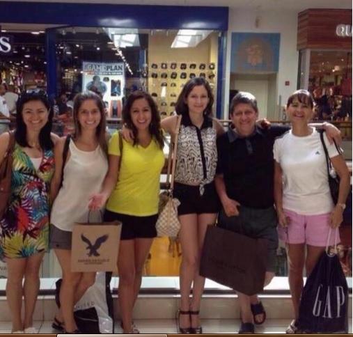 carlos marx foto centro comercial de miami