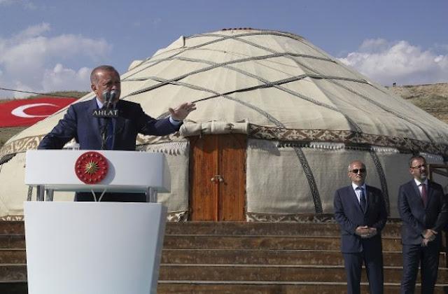 Μήνυμα Ερντογάν προς ΗΠΑ μέσω... Ζουκόφσκι