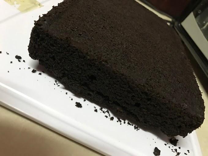 Resepi Kek Coklat Mudah