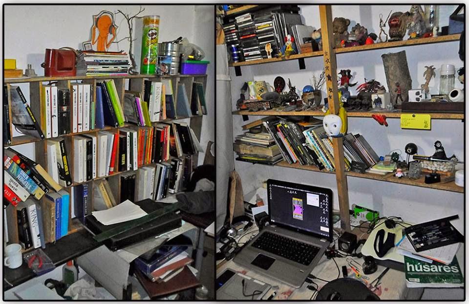 cámara web latín trabajo de mano
