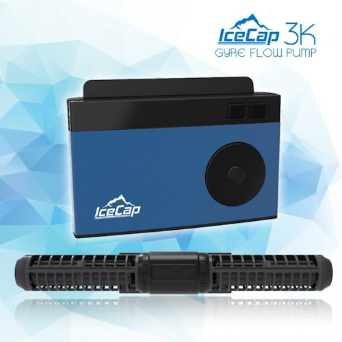 NEW - IceCap 3K Gyre Generation Flow Pump