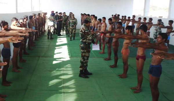 Ahmedabad Army Rally, Indian Army Rally, Open Bharti Rally