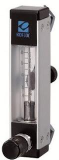 Rotameter Kofloc Model RK1930, RK1935