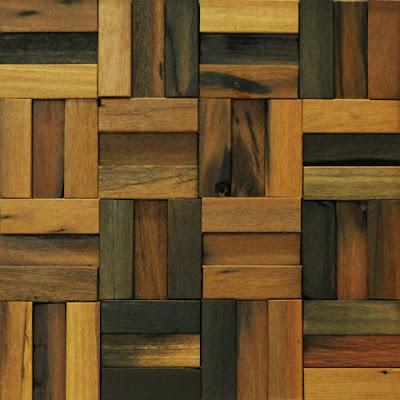 Foundation Dezin & Decor...: 3D Wood wall panels.