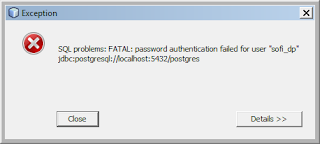 Kelas Informatika - Koneksi Database JDBC Error