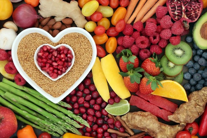 Role of healthy foods