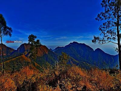 Keindahan Alam Gunung dan Pegunungan Wilis