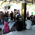 Sambut HUT Bhayangkara Ke 73 ,Pelayanan SIM Keliling Di Mapolsek Wates Di Serbu Pemohon