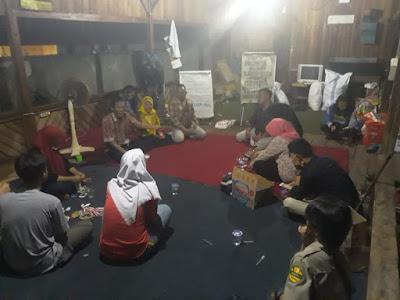 Forum Pecinta Alam Lampung Peduli Galang Dana Palu dan Donggala
