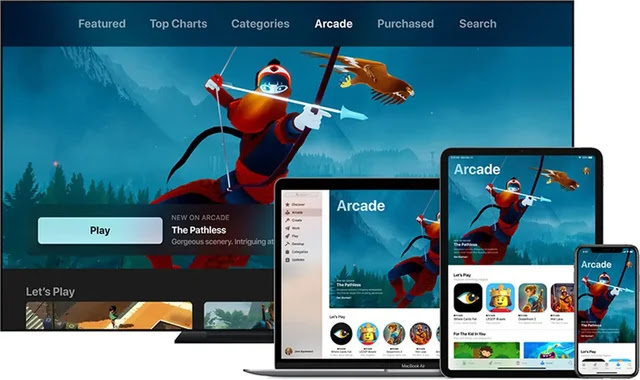 Apple adds more than 30 games to Arcade
