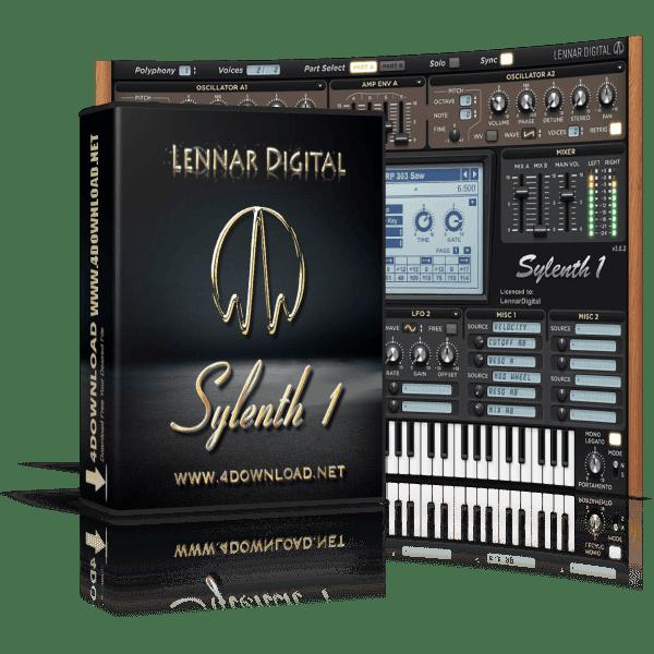LennarDigital - Sylenth1 v2.2.1.1 Full version