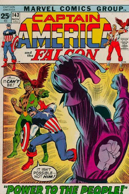 Captain America and the Falcon #143, Power to the People