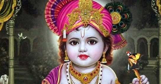 God Hd Wallpapers Baby Krishna Hd Wallpaper