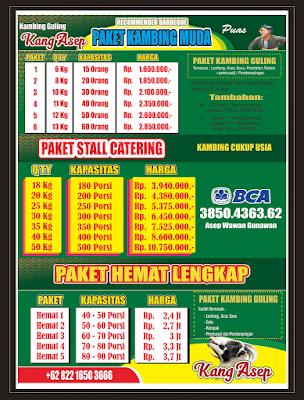 Harga Paket Lengkap ! Kambing Guling Bandung, kambing guling bandung, kambing guling, harga kambing guling bandung,